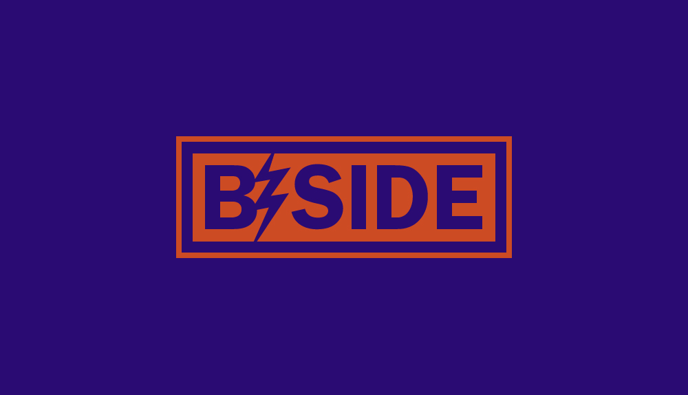 Application de rencontre, B-Side, orange et violet